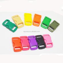 plastic dog collar buckle,10mm adjustable dog collar buckle for pets