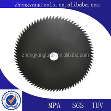 2015 hot sell good quality tct saw blade for cutting grass