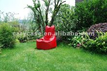 modern single beanbag chair