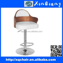 Wooden Bar Chair With Armrest XQ 078
