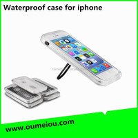 popular Dirt-proof,shock-proof waterproof mobile phone case for iphone 6 wholesale price