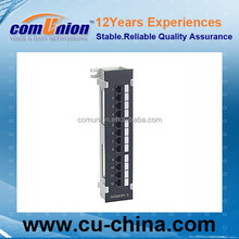 12ports patch panel utp ftp Only High Quality