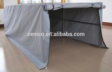 Karavan römork çadır, açık barınak