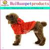 Christmas style dog coat waterproof dog jacket