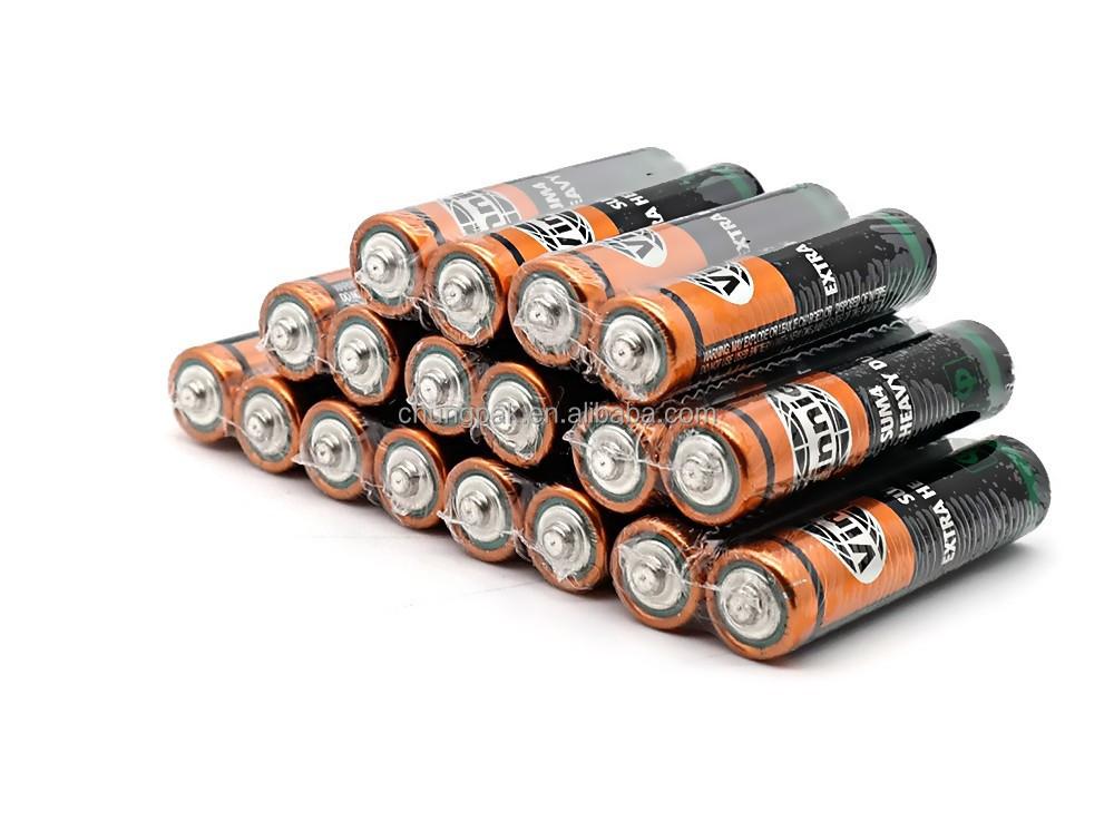 0% Lead Zinc Chloride Dry Battery