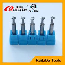 t slot tungsten carbide end mill cutter for aluminium