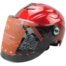 Motorcycle Ebike Summer Half Face Street Helmet
