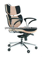 low back fabric manger chair,comfotable office chair,revolving chair