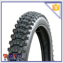 Best price tubeless motorcycle tyre size 80/100-21