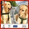 wholesale high quality green nylon dog harness
