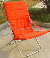 Hot selling leisure comfortable colorful travel reclining wholesale camping lightweight easy carry folding chair