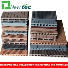 Best sale 140x20mm hollow tongue and groove composite decking solid, cheap composite decking