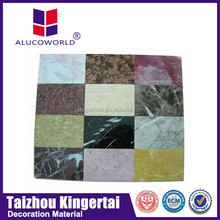 Alucoworld 4mm acm wall cladding acp building material in india