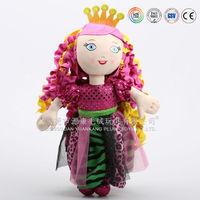 Lovely stuffed plush toys boy and girl rag dolls for sale