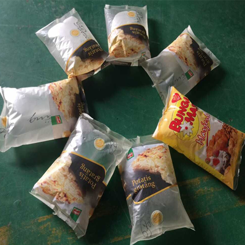 edible pouch packing machine