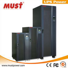 Alibaba provided three phase online ups rechargeable battery inverter