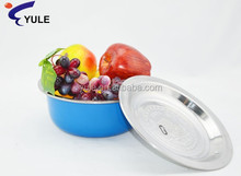 26cm china new product stainless steel kitchen dinnerware for home
