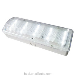 Hot Selling LED Emergency Light With Test Button For Government Building