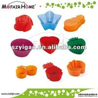 Alibaba recommend silicone custom cupcake cases