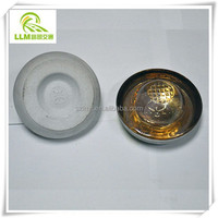 Factory outlet high strength cat eye tempered glass road stud