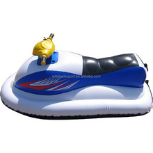 Top quality special inflatable water toys inflatable water scooters