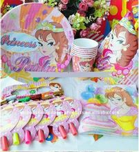 Wholesale Princess Theme Party Products