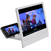 Portable mobile phone screen enlarger magnifier for Android,iOS,WP Phone all models