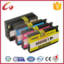 Compatible Ink cartridge for hp 950 951 950xl 951xl for hp Officejet Pro 8600 Pro 8100 251dw/276dw printers with chip with ink