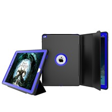 "Unique Pc Rubber 10.1"" Tablet Silicone Flip Cover Case For iPad Pro"