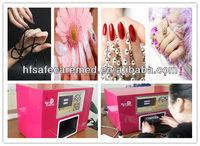Home Use Manual Portable Nail Art Printer & Nail Art Printing Machine 2015 New