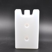 Plastic mini gel ice cooler vaccine carrier medical cooler box with for refrigerator