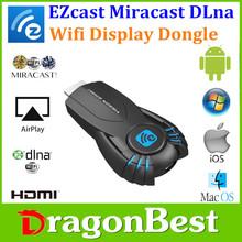 Hot!! 2015 v5ii miracast Ezcast dongle !NEW WIFI Display ez cast wifi display dongle V5II EZcastSupport Window iOS Android