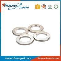 Neodymium Magnets Radial Ring Magnet Custom Ring Magnet