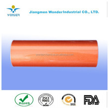 Outdoor transparent red powder spray coatings Pure polyester coat factory