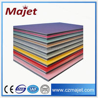 Factory price aluminum facade cladding aluminum wood composite board aluminum profile for kitchen cabinet