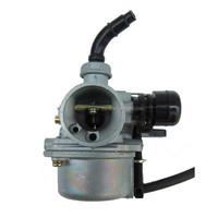 Chinese factory wholesale motorcycle keihin carburetor PZ19 manual hand choke carburetor