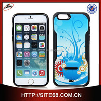China supplier TPU and PC design for Iphone 6 case with factory price