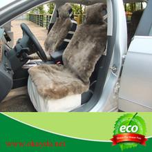 merino sheep fur car seat cushion cover wholesale
