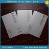 card parking 13.56mhz RFID smart card