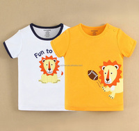 MNB14308 NEW SUMMER baby wearing baby clothing manufacturer baby tshirt