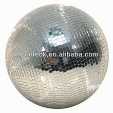 Diameter 50cm 20 inch large mirror balls for cheap lights/rotating disco ball with electric motor for DJ lights