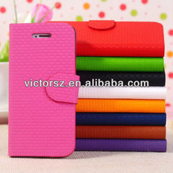"""For iPhone 5"""" Accessories,basketry design Mobile Phone Accessoires"""
