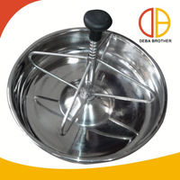 Stainless Steel Water Bowl/Plastic Trough