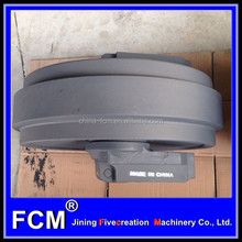 machinery equipment spare parts,crawler undercarriage parts of excavator and bulldozer,113-2907 front idler assy