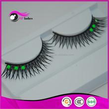 Factory Manufacturer Beauty Diamond Lashes Synthetic Hair False Eyelash Strips