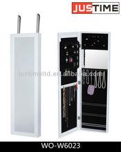 Mirror furniture, dressing mirror with storage cabinet
