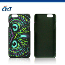 Factory supply attractive 3d images custom cell cover for iphone 5s back housing