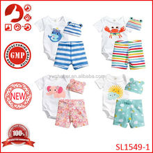 2015 Wholesale bear rompers baby clothes,cute cotton baby infant animal rompers soft palin rompers