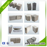 EPS Sandwich Isolated wall panels for Modular Homes