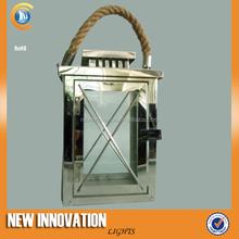 Manufacturers Cast Iron Lantern Decor